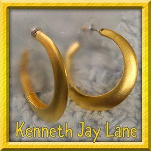 Kenneth Jay Lane earring